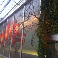 Photo taken at Fondation Cartier pour l'Art Contemporain by Johan R. on 2/5/2011