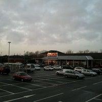 Photo taken at Tesco by P e. on 1/18/2012