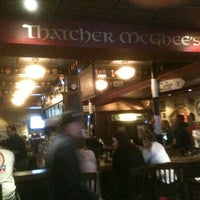 Photo taken at Thatcher McGhee's by Ron P. on 3/11/2012
