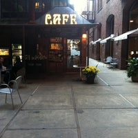 Photo taken at Jackson Place Cafe by Emery on 1/12/2012