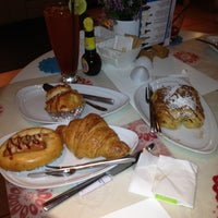 Photo taken at Twins Bakery and Cuisine by Lena M. on 5/22/2012