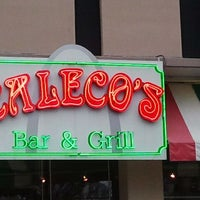 Photo taken at Caleco's Bar and Grill by Lamont S. on 1/31/2012
