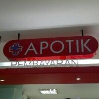 Photo taken at Apotik Melawai by Denny C. on 11/2/2011
