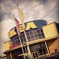 Photo taken at IKEA Elizabeth by Chuck on 11/13/2011