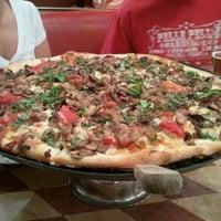 Photo taken at Metro Pizza by Sean M. on 9/4/2011