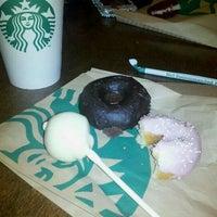 Photo taken at Starbucks by Sara P. on 10/15/2011
