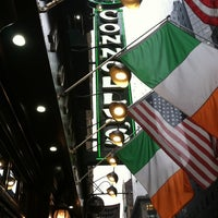 Photo taken at Connolly's Pub & Restaurant by Anne R. on 1/27/2012