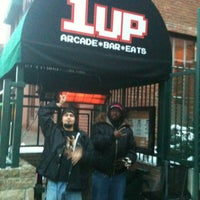 Photo taken at The 1up - LoDo by Ffej K. on 12/4/2011
