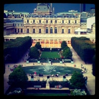 Photo taken at Palais Royal by Helene W. on 9/3/2011