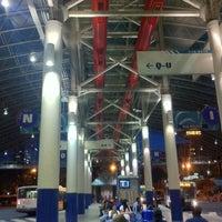 Photo taken at Charlotte Transportation Center (CTC) - Bus Terminal by Ashwin D. on 4/10/2012