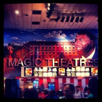 Photo taken at AMC Magic Johnson Harlem 9 by Will M. on 8/19/2012