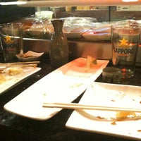 Photo taken at Aki Japanese Cuisine by Emily on 7/15/2012