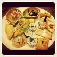 Photo taken at Lotus Vegetarian Restaurant by Darren on 3/4/2012