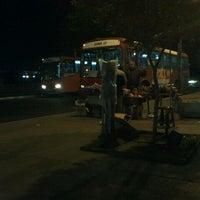 Photo taken at Paradero H4 by Fernando V. on 10/15/2011