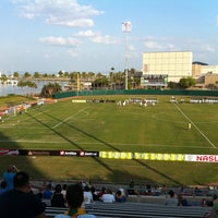 Photo taken at FC Tampabay Soccer by Michael T. on 4/30/2011