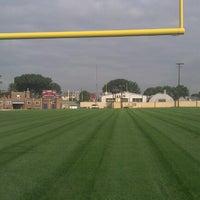 Photo taken at A. A. Garthwaite Stadium by Mike M. on 8/21/2012