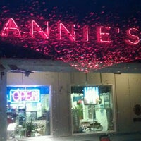 Photo taken at Annie's Pizza Station by Marta R. on 1/26/2012
