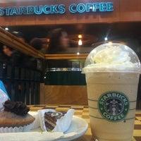 Photo taken at Starbucks by Sergio A. on 7/24/2011