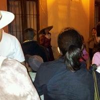 Photo taken at Antiguo Callejon del Ciego by Arturo F. on 8/6/2012
