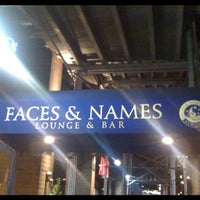 Photo taken at Faces & Names by Ian G. on 6/5/2012