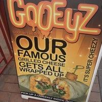 Photo taken at Gooeyz Grilled Cheese by Jennifer H. on 3/5/2012