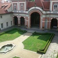 Photo taken at Ledeburská zahrada | Ladeburg Garden by Lukáš Č. on 5/29/2011