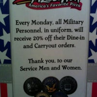 Photo taken at Pizza Hut by Jamie M. on 1/8/2012
