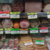 Photo taken at Europa Meat Market by Mike F. on 4/23/2011