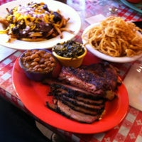 Photo taken at Memphis Minnie's BBQ by Rob B. on 2/13/2011
