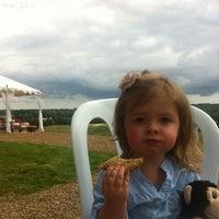 Photo taken at Bayham Hall by William F. on 7/21/2012
