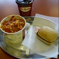 Photo taken at Tim Hortons by Patrick S. on 10/27/2011