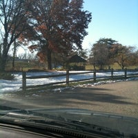 Photo taken at Water Works Park by A D M. on 11/11/2011