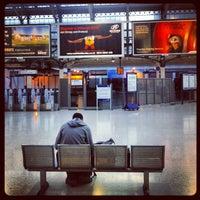 Photo taken at Aberdeen Railway Station (ABD) by Nikolay M. on 4/11/2012
