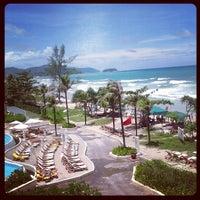 Photo taken at Centara Grand Beach Resort Phuket by Udon N. on 8/22/2012