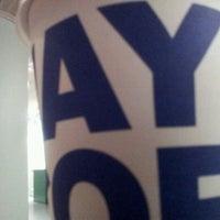 Photo taken at Wayne's Coffee by Simon L. on 10/5/2011