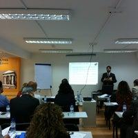 Photo taken at Atenea Interactiva by Bartolome B. on 11/15/2011