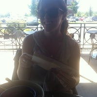 Photo taken at Paradise Bakery & Café by Sarah on 7/21/2012