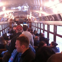 Photo taken at St. Charles Streetcar by chris c. on 2/25/2012