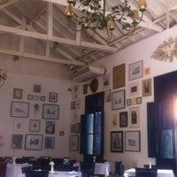 Photo taken at Restaurante Capim by Jack B. on 8/17/2012