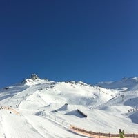 Photo taken at Xperia Ischgl Snowpark by E. T. on 1/16/2011