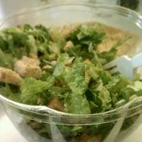 Photo taken at Chop't Creative Salad Company by Karalyn J. on 12/22/2011