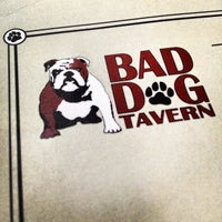 Photo taken at Bad Dog Tavern & Grill by Benjamin J. on 5/26/2012