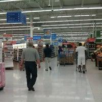 Photo taken at Walmart Supercenter by Mia B. on 11/3/2011