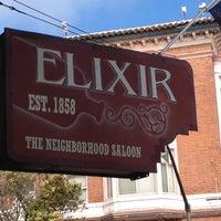 Photo taken at Elixir by Derek H. on 8/22/2012