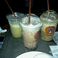 Photo taken at J.Co Donuts & Coffee by Askim J. on 10/1/2011