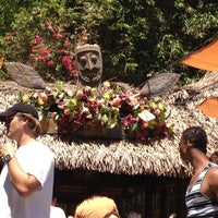 Photo taken at Tiki Juice Bar by Alexa on 8/6/2012