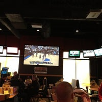 Photo taken at Buffalo Wild Wings by Greg B. on 3/15/2012