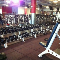 Photo taken at 24 Hour Fitness by Carlos Q. on 3/15/2012