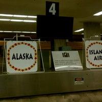 Photo taken at Baggage Claim 4 by Kirsten W. on 9/17/2011