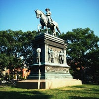 Photo taken at Logan Circle by Ron P. on 7/2/2012